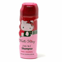 GIRLS HELLO KITTY- 2 IN 1 SHAMPOO 7.3 OZ