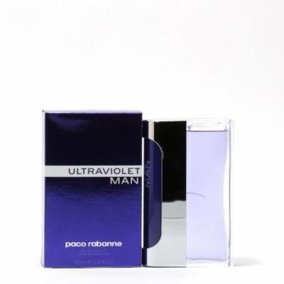 ULTRAVIOLET MEN by PACORABANNE - EDT SPRAY 3.4 OZ