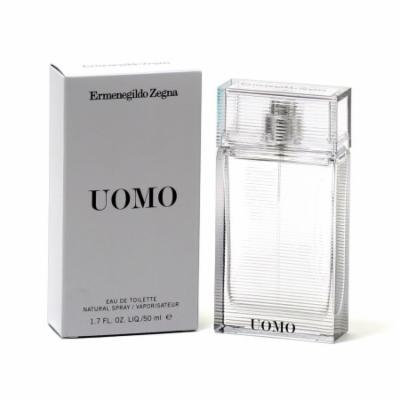 ZEGNA UOMO FOR MEN - EDT SPRAY 1.7 OZ