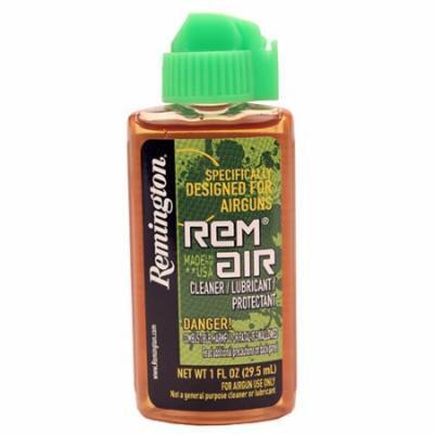 Rem® Air Cleaner & Lubricant,1 oz bottle