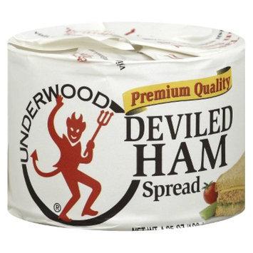 UNDERWOOD Underwood Deviled Ham Spread 4.25 oz