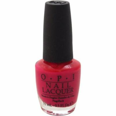 Nail Lacquer # NL B36 That's Berry Daring by OPI for Women - 0.5 oz Nail Polish