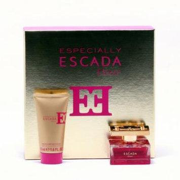 ESPECIALLY ESCADA ELIXIRLADIES - 1 OZ EDP SP/1.6 BL SET