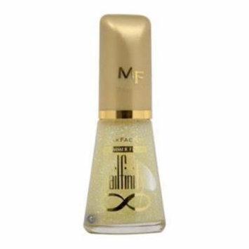 Nailfinity - # 866 Extra Glitter Max Factor 10 ml Nail Polish Women