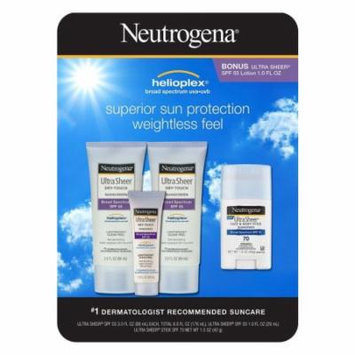 Neutrogena® Ultra Sheer Dry-Touch Sunscreen