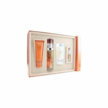 Perry Ellis - Perry - Eau De Toilette Spray 3.4 oz & Aftershave Gel 3 oz & Deodorant Stick Alcohol Free 2.75 oz & Eau De Toilette Spray .25 oz Mini - mens - EDT