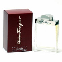 SALVATORE FERRAGAMO POUR HOMME- EDT SPRAY 3.4 OZ