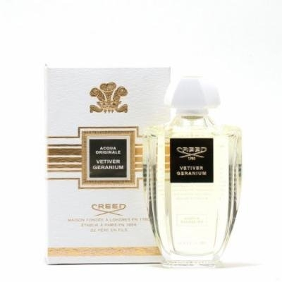 CREED ACQUA ORIGINALE VETIVERGERANIUM EDP SPRAY (UNISEX) 3.4 OZ