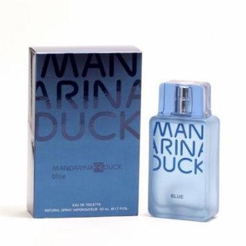 Mandarina Duck Blue For Men EDT Spray Size: 1.7 oz