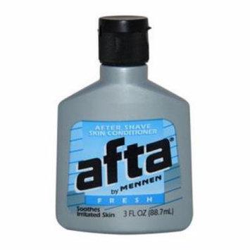 Afta After Shave Skin Conditioner Fresh Mennen 3 oz After Shave Conditioner Men