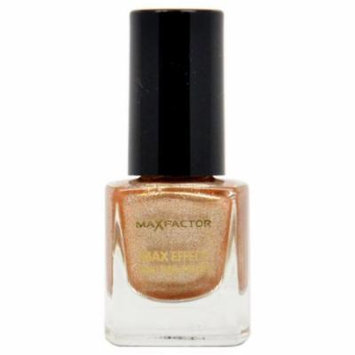 Max Factor for Women Max Color Effect Mini Nail Polish, #01 Ivory, 4.5mL