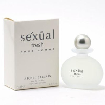 SEXUAL FRESH MEN by MICHELGERMAIN - EDT SPRAY 2.5 OZ