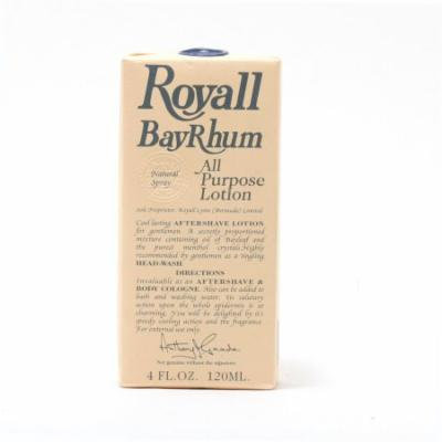 ROYAL BAY RHUM MEN- COLOGNE SPRAY 4 OZ