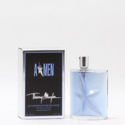 ANGEL A MEN by THIERRY MUGLER- EDT SPRAY (REFILL) 3.4 OZ