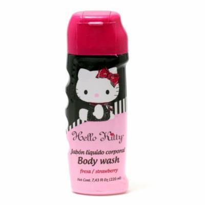 GIRLS HELLO KITTY - BODY WASH 7.3 OZ