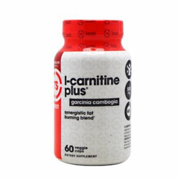 Top Secret Nutrition L-Carnitine + Garcinia Cambogia, 60 Veggie Capsules