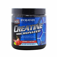 Dymatize Micronized Creatine, Cherry Limeade, 300 Grams (60 Servings)