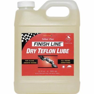 Finish Line DRY Lube, 32oz