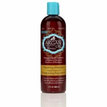 Hask Argan Oil Reparing Shampoo - 12 oz