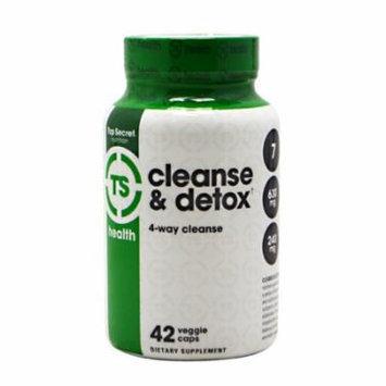 Top Secret Nutrition Cleanse & Detox
