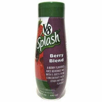 SodaStream Sparkling Drink Mix - V8 Splash Berry Blend Flavor