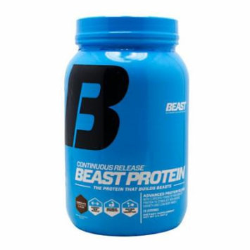 Beast Sports Nutrition Beast Protein, Chocolate, 2 lb (907 g)