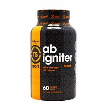 Top Secret Nutrition Ab Igniter Black, 60 Veggie Capsules
