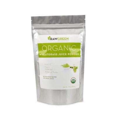 Organic Cold-Pressed Wheat Grass Juice Powder (4oz)
