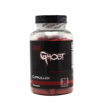 Controlled Labs Red Ghost, 120 Capsules