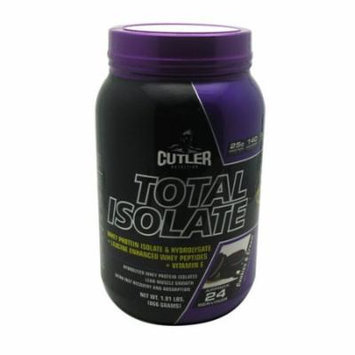 Cutler Nutrition Total Isolate