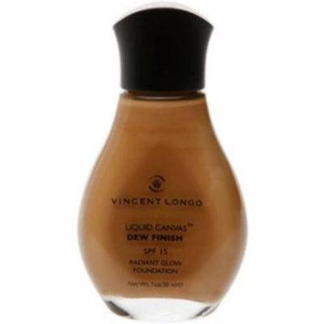 Vincent Longo Liquid Canvas Dew Finish Radiant Glow Foundation, # 12 Topaz