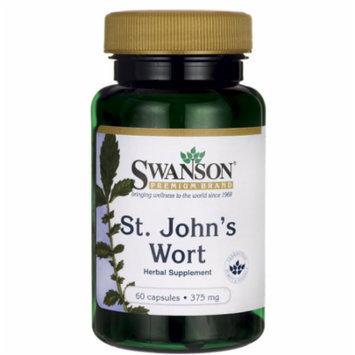 Swanson St. John's Wort 375 mg 60 Caps