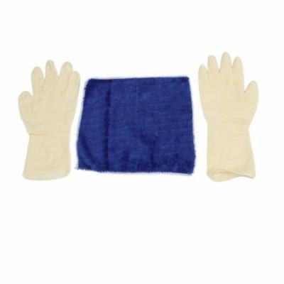 Tea Set Dinnerware Furniture Cleaning Towel Washing Cloth w Gloves