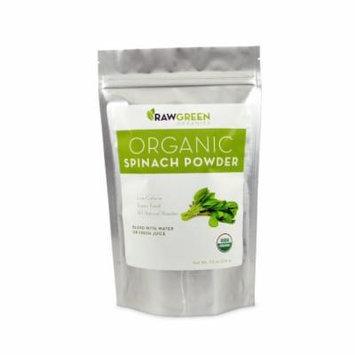 Organic Cold-Pressed Spinach Powder (8oz)