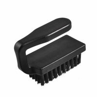 Black U Style Grip PCB Cleaning Tool Anti Static ESD Brush 9cm Long
