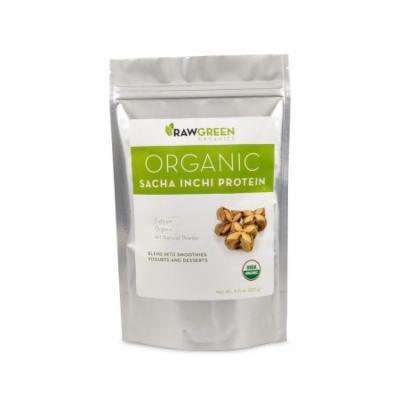 Organic Sacha Inchi Powder (8oz)