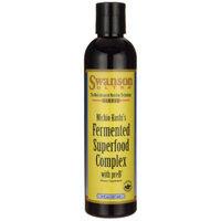 Swanson Fermented Superfood Complex with preb 8 fl oz (237 ml) Liquid