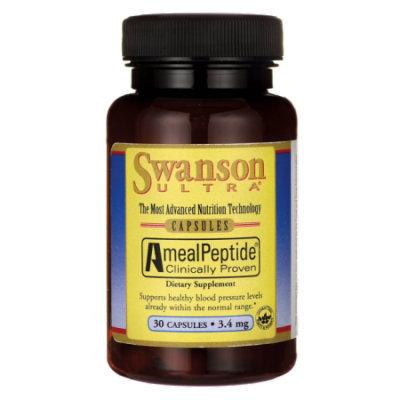 Swanson Amealpeptide 3.4 mg 30 Caps