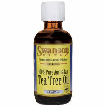 Swanson Tea Tree Oil 2 fl oz (59 ml) Liquid
