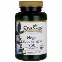 Swanson Mega Glucosamine 750 750 mg 120 Caps