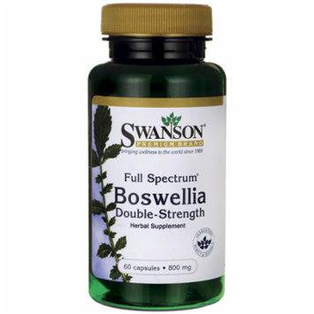 Swanson Full Spectrum Boswellia Double Strength 800 mg 60 Caps