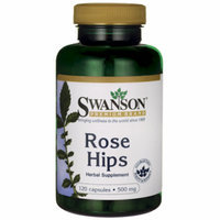 Swanson Rose Hips 500 mg 120 Caps
