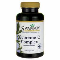 Swanson Supreme C Complex 100 Caps