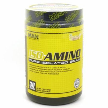 Iso-Amino Pineapple Express by Metabolic Augmenting Nutrition - 30 Servings