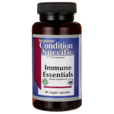 Swanson Immune Essentials 60 Veg Caps