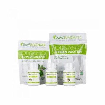 RawJuvenate Organic Detox System 2 Weeks