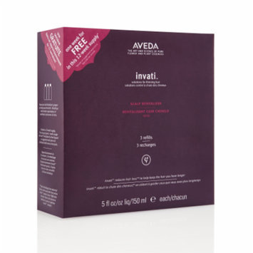 Aveda Invati Scalp Revitalizer Trio Refill Pack