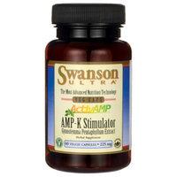 Swanson Activamp Amp-K Stimulator 225 mg 60 Veg Caps
