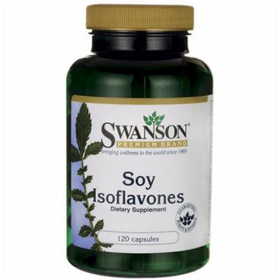 Swanson Soy Isoflavones 120 Caps
