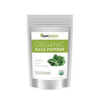 Organic Cold-Pressed Kale Powder (8oz)
